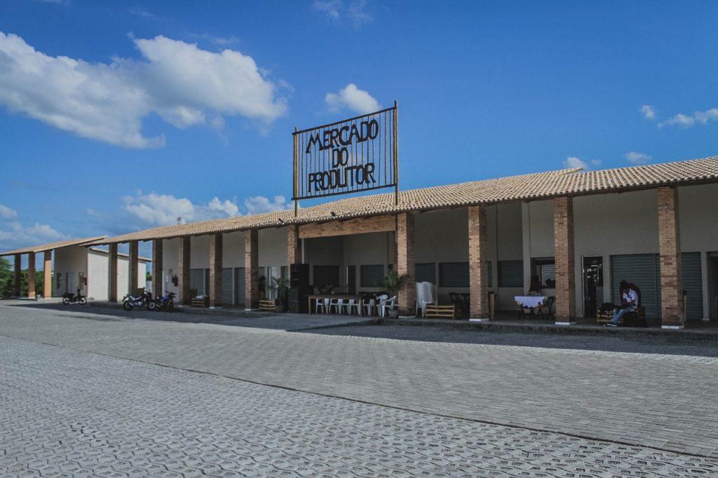 Vaga em box (restaurante) no Mercado do Produtor – Prefeitura de Riachuelo